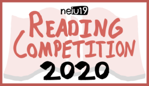 2020 Reading Competition Ad